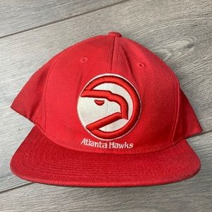 Atlanta Hawks Mitchell & Ness Hat!